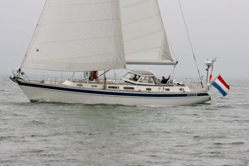 Stayer - Hallberg Rassy